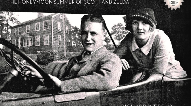 Boats against the current the honeymoon summer of scott and zelda richard webb jr book cover 2 people in an antique car