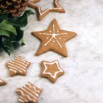 christmas cookies in summer