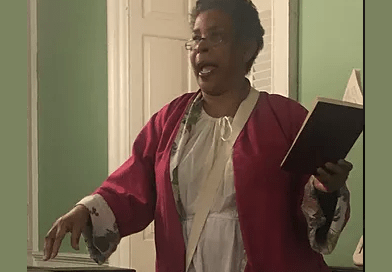 Tails & Tales Community Storytelling Series: Wanda Schell from the Rhode Island Black Storytellers
