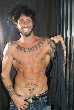 Bruomotti Nudo Tatuaggio 2