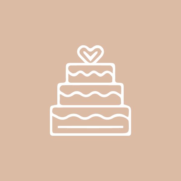 Alta, larga a più strati o semplicemente la tua torta