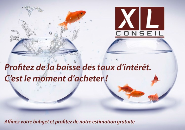 Flyer A5 -XLC - Agence - Immobilier