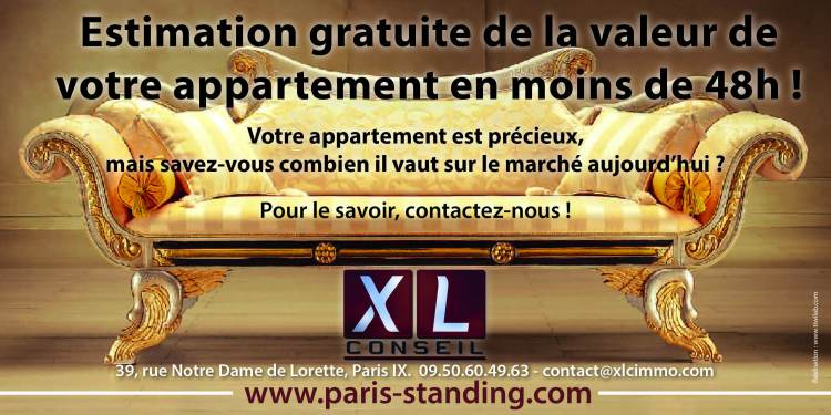 Flyer -XLC – Agence – Immobilier