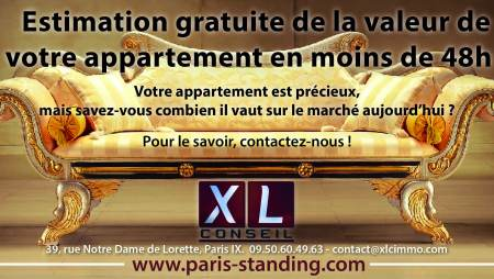 Flyer -XLC - Agence - Immobilier