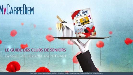 MyCarpeDiem - Guide des Clubs Seniors - France