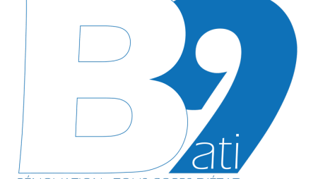 BATI 9 - Logotype