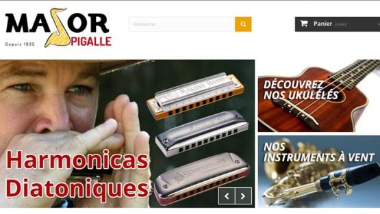 Major Pigalle eBoutique - Tiwilab.com