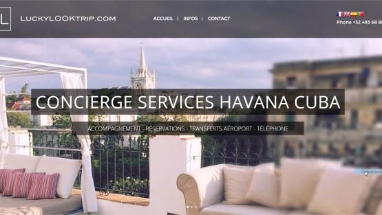 Voyage - Conciergerie - Cuba