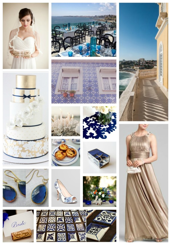 Destination Wedding Colour Palette | tixeretne