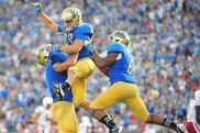 #5) UCLA Bruins | Avg. Price: $183.73 | 2013 Record: 10-3 | Most expensive ticket next season: $307.35 vs. USC