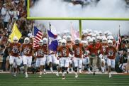 #20) Texas Longhorns | Avg. Price: $129.14 | 2013 Record: 8-5 | Most expensive ticket next season: $481.66 vs. Oklahoma (at neutral site)