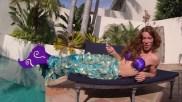 Shaun White as a mermaid