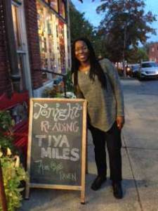 Tiya Miles at The Raven Book Store