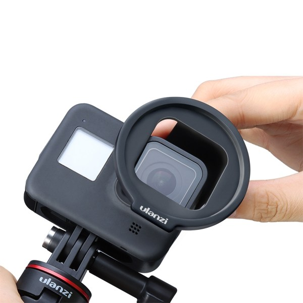 Ulanzi G8-6 52mm Filter Adapter for GoPro 8-india-tiyana