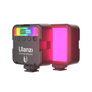 Ulanzi VL-49 Rechargable Mini RGB Light