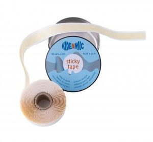 Hide-a-mic Sticky Tape 3 meter