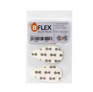 Hide-A-Mic 12 Skin friendly body pads for B_Flex india tiyana