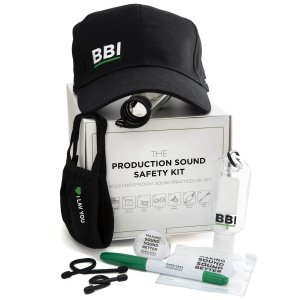 Bubblebee Industries The Production Sound Safety Kit india tiyana