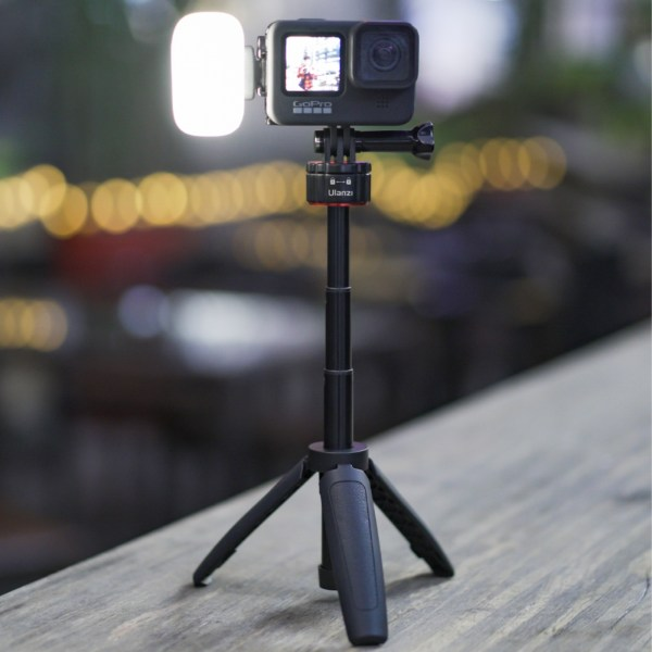 Ulanzi MT-31 Magnetic Quick Release Tripod for GoPro india tiyana 15