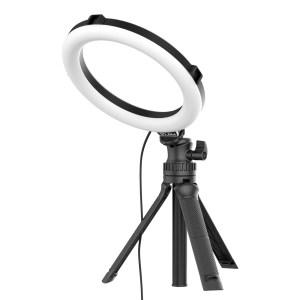VIJIM K9 RGB LED Ring Light With Extendable Tripod Stand india tiyana 21