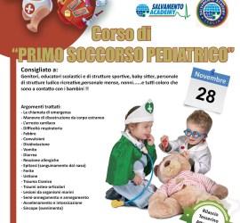 Primo Soccorso Pediatrico Roma