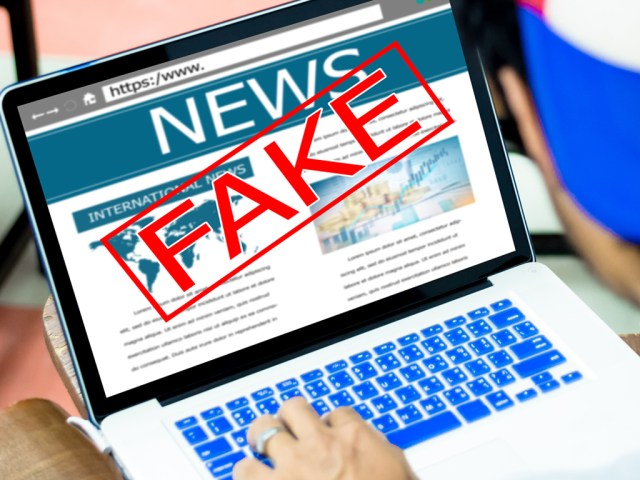Don't Let Fake News Bruise Your Blog | Tizzime