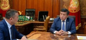 Қирғизистон: раисҷумҳури нав мехоҳад «исломи мӯътадилро» пеш бубарад