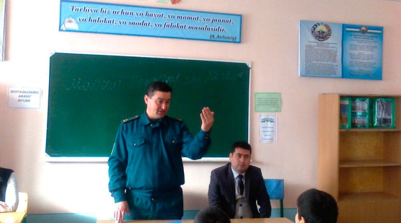 Ӯзбекистон: минбаъд волидайни ба дин риоякунандаро ба ҷавобгари хоҳанд кашид