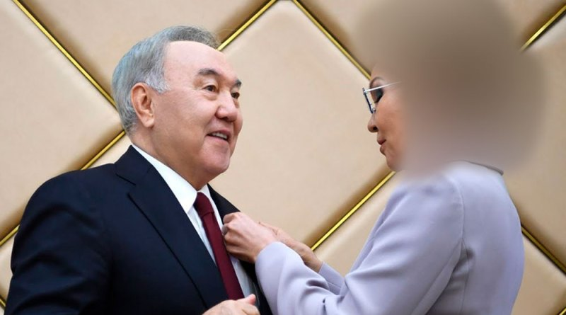 Духтари Назарбоев иштирокчии ҷанҷоли коррупсионӣ гардид