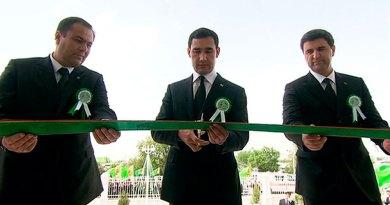Туркманистон: писари президент меҳмонхона барои ҳайвонот боз кард