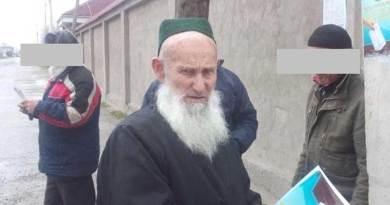 Душанбе: панҷ соли зиндон барои садақа дар синни 87 солагӣ