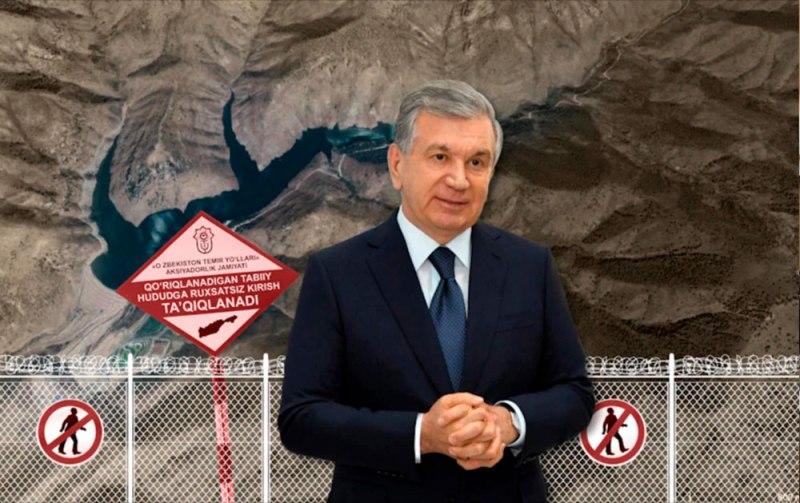 Қасри тиллоии Президенти Ӯзбекистон