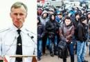 ВКД-и Русия талаб дорад ҳамаи муҳоҷирони ғайриқонунӣ аз кишвар хориҷ карда шаванд