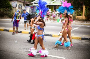 tj876 Jamaica Carnival Road March 2013-114
