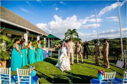 tj876 - Caymanas Golf Club Wedding