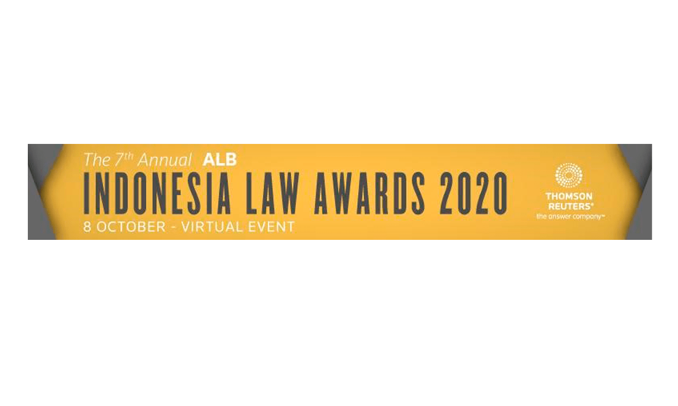 TJAJO & Partners as the finalists in the ALB Indonesia Law Awards 2020