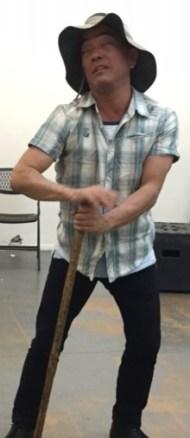 Kevin Takasato as David