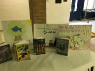 posters made by Taylor students
