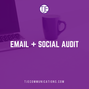 Email + Social Audit