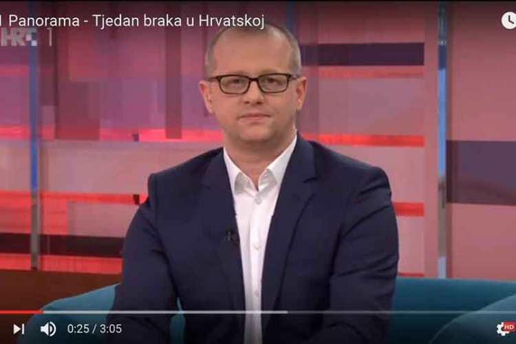 HTV 1 Panorama – Tjedan braka
