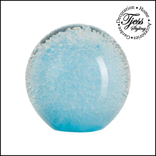Glaze-Bol-met-Decoratie-Bellen-Blauw-Large