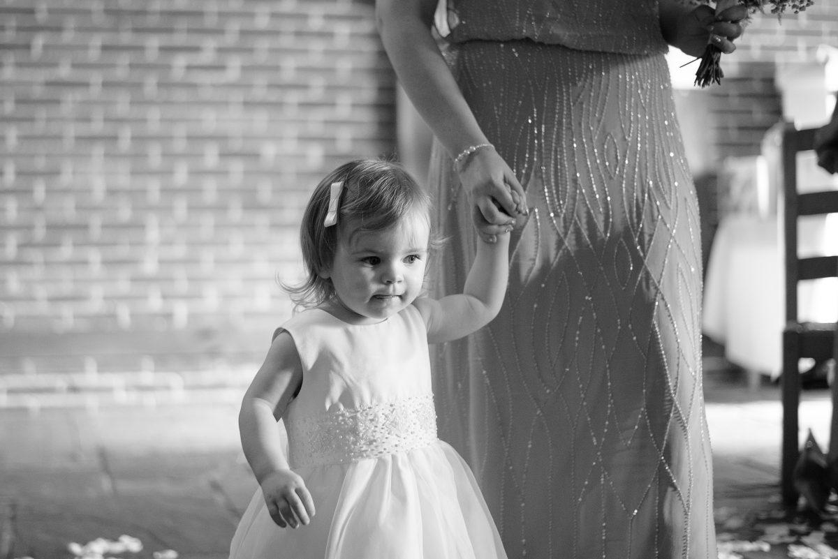 Bridal party Kent wedding