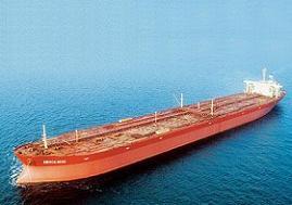 Super Tanker Knock Nevis