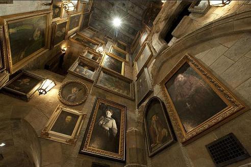 Galeri Lukisan Hogwarts
