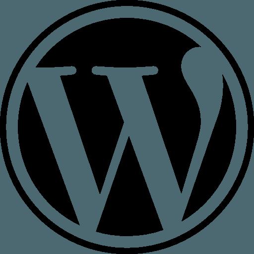Tjimka - WordPress logo