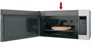 deep clean microwave filter and range