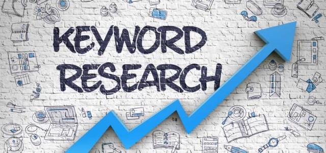 Keyword Research.
