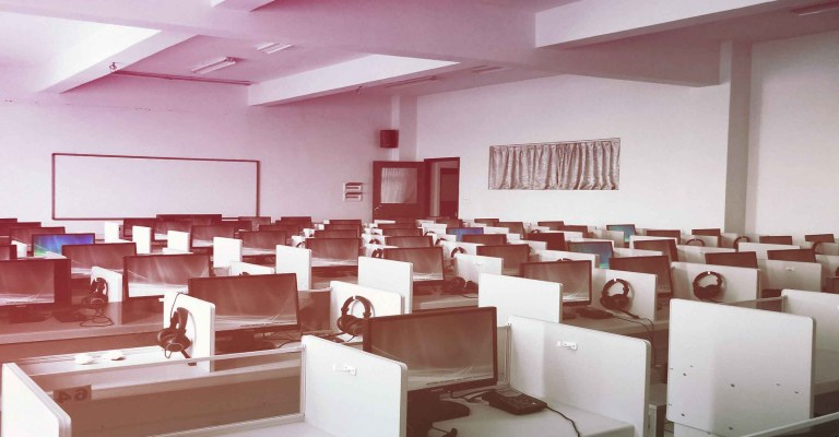 Web Design Agency Office.