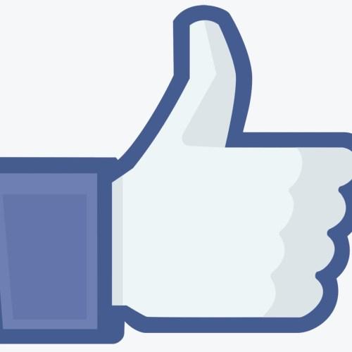 Facebook Like thumb.