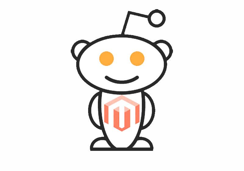 Reddit Magento community.